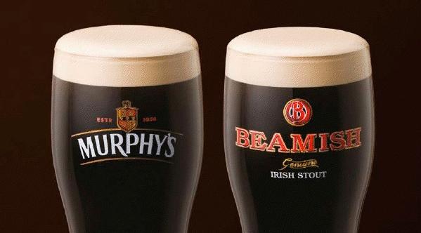 Birra di Cork: meglio Beamish o Murphy's?