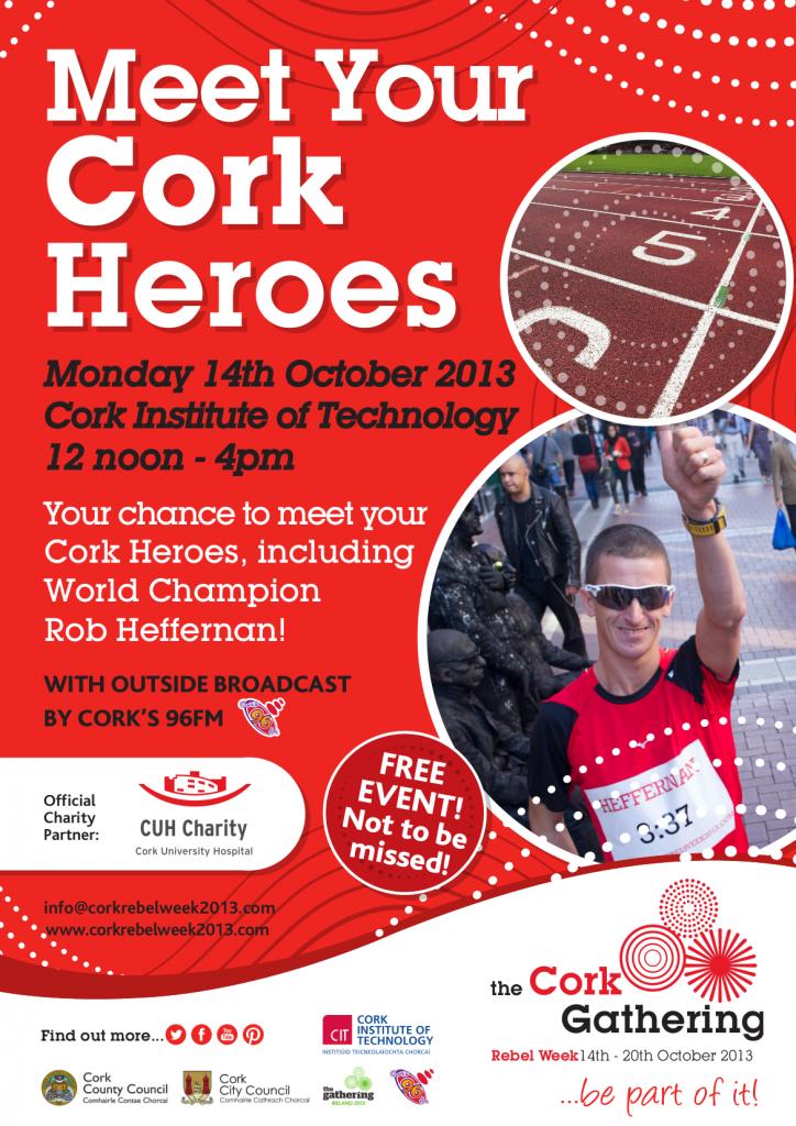 Inizia la Cork Rebel Week!
