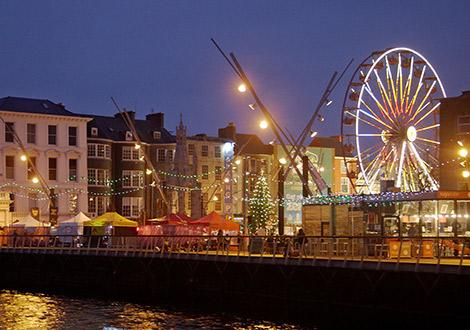 Cose da fare a Cork durante il periodo natalizio